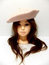 ☆ ふんわり可愛いレトロアンティークなヨーロッパベレー帽 3 ☆