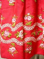 画像5: 乙女なピンクカラー お花刺繍×ふんわりシルエットが可愛い オーストリア製 ディアンドル チロルワンピース ドイツ民族衣装 舞台 演奏会 フォークダンス オクトーバーフェスト 【1635】 (5)