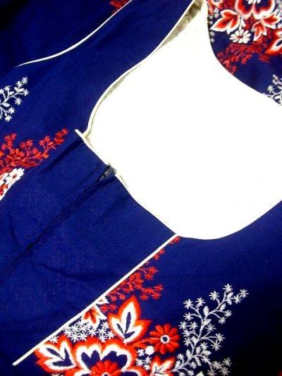 画像3: 刺繍だけでも主役級の逸品 ディアンドル チロルワンピース ドイツ民族衣装 舞台 演奏会 フォークダンス オクトーバーフェスト 【1805】