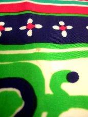画像4: レトロアンティーク ヴィンテージスカーフ USA【1934】 (4)