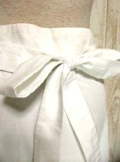 画像4: ☆ ヨーロッパ古着 レトロマリンルック♪エプロン風デザイン!!ITALY製ヴィンテージスカート ☆ (4)