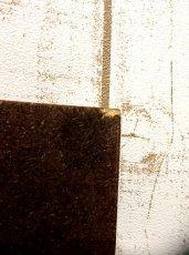 画像4: ☆ ヨーロッパヴィンテージ 木製 インテリアウォールアート 男の子×動物 ☆ (4)