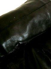 画像4: ☆ Italy製!! 本革レザー♪コーディネートしやすく履きやすそう★ヴィンテージロングブーツ 黒 ☆ (4)