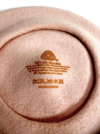 画像3: ☆ ふんわり可愛いレトロアンティークなヨーロッパベレー帽 3 ☆