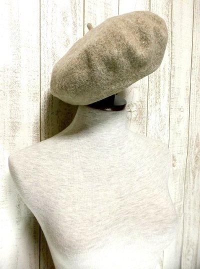 画像1: ☆ ふんわり可愛いレトロアンティークなヨーロッパベレー帽 5 ☆