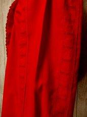 画像8: アンティークレース使い たっぷりボリューム袖デザイン おしゃれ上級者アイテム ディアンドル チロルブラウス ドイツ民族衣装 舞台 演奏会 フォークダンス オクトーバーフェスト【4812】 (8)