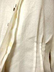 画像8: 西ドイツ製 House×Tree 刺繍 ぺプラム調ライン ホワイト ディアンドル チロルブラウス ドイツ民族衣装 舞台 演奏会 フォークダンス オクトーバーフェスト 【4833】 (8)