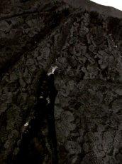 画像7: ☆ ヨーロッパ古着 贅沢な花柄総レースが素晴らしい!!♪ 上品な印象★ 大人クラシカル総レースヴィンテージスカート ☆ (7)