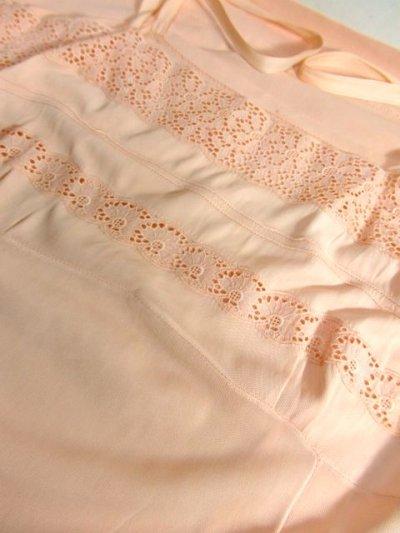 画像3: ヨーロッパ古着 ワンピースにはもちろん♪重ね着にも便利で可愛い!!ヨーロッパスリップドレスワンピース Pink