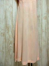 画像4: ヨーロッパ古着 ワンピースにはもちろん♪重ね着にも便利で可愛い!!ヨーロッパスリップドレスワンピース Pink (4)