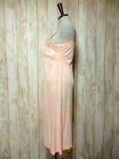 画像7: ヨーロッパ古着 ワンピースにはもちろん♪重ね着にも便利で可愛い!!ヨーロッパスリップドレスワンピース Pink (7)