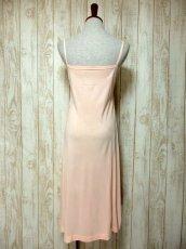 画像5: ヨーロッパ古着 ワンピースにはもちろん♪重ね着にも便利で可愛い!!ヨーロッパスリップドレスワンピース Pink (5)