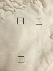 画像13: バック編み上げボディスデザイン カットワークレース ホワイト ディアンドル チロルブラウス ドイツ民族衣装 舞台 演奏会 フォークダンス オクトーバーフェスト 【5286】 (13)