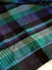 画像8: ☆ ヨーロッパ古着 チェック柄×ふんわり可愛い★大人ガーリーな雰囲気♪レトロなヴィンテージスカート ☆  (8)