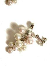 画像4: ☆ アンティーク vintageイヤリング  151 pearl ☆ (4)