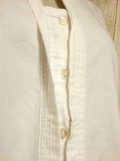 画像8: 透かし編みレース ホワイト パフスリーブ クラシカル ディアンドル チロルブラウス ドイツ民族衣装 舞台 演奏会 フォークダンス オクトーバーフェスト 【5367】 (8)