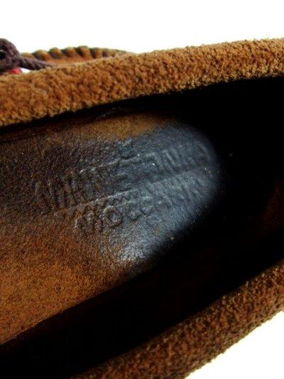 画像3: ☆ フォークロア装飾が可愛い♪ ミネトンカのモカシンシューズ ☆