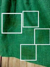 画像16: 大人フォークロア×お花柄切り返しデザイン 大きなウッド調ボタン ディアンドル チロルワンピース ドイツ民族衣装 舞台 演奏会 フォークダンス オクトーバーフェスト 【5777】 (16)