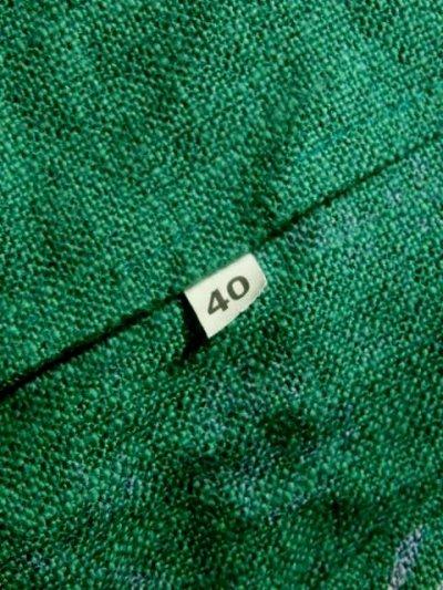 画像3: 大人フォークロア×お花柄切り返しデザイン 大きなウッド調ボタン ディアンドル チロルワンピース ドイツ民族衣装 舞台 演奏会 フォークダンス オクトーバーフェスト 【5777】