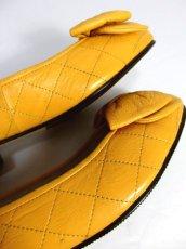 画像8: ☆ USA古着 大きなリボン×ステッチデザイン!!ヒールが低めで履きやすそう♪レトロパンプス ☆ (8)