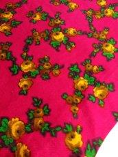 画像11: 花柄 チェーン フロントジッパー ノースリーブ クラシカル ディアンドル チロルワンピース ドイツ民族衣装 舞台 演奏会 フォークダンス オクトーバーフェスト 【6114】 (11)