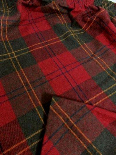 画像3: ☆ ヨーロッパ古着 可愛さと大人っぽさが漂う♪定番のチェック柄★レトロガーリースタイルなヴィンテージスカート ☆