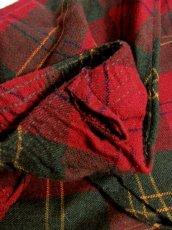 画像7: ☆ ヨーロッパ古着 可愛さと大人っぽさが漂う♪定番のチェック柄★レトロガーリースタイルなヴィンテージスカート ☆ (7)