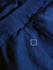 画像15: アヒルプリントパッチ×フラワー・昆虫刺繍×ホワイトコットンレース装飾 アヒル・ハート型ボタン Navy チロルスカート ドイツ民族衣装 舞台 演劇 演奏会 フォークダンス オクトーバーフェスト 【6164】 (15)
