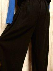 画像12: 80年代 個性的なカラーリング スウェット素材 長袖 レトロ ヨーロッパ古着 ヴィンテージオールインワン 【6198】 (12)