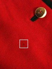 画像14: ハッと目を引くRed Collar ウッド調ボタン×ハートボタン装飾 シンプルながらもこだわりあり チロルスカート ドイツ民族衣装 舞台 演劇 演奏会 フォークダンス オクトーバーフェスト 【6275】 (14)