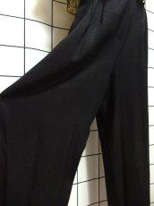 画像13: フロントレイヤードデザイン ベルトセット 個性的 半袖 レトロ USA古着 ヴィンテージオールインワン【6496】 (13)