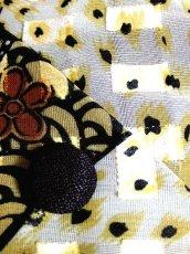 画像17: フロントレイヤードデザイン ベルトセット 個性的 半袖 レトロ USA古着 ヴィンテージオールインワン【6496】 (17)