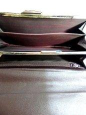 画像5: ブラック レディース レトロ 財布 ウォレット【6510】 (5)