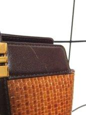 画像11: ポケットたくさん 機能性抜群 レディース レトロ ハンド 鞄 バッグ【6649】 (11)