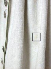 画像14: リネン フラワーパッチ 花型ボタン 前開き ディアンドル チロルスカート ドイツ民族衣装 舞台 演劇 演奏会 フォークダンス オクトーバーフェスト【6698】 (14)