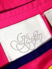 画像17: インド製 コットン ティーカップ刺繍 ピンク ふんわり 半袖 レトロ フォークロア ガーリー ヴィンテージドレス【6007】 (17)