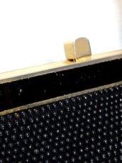 画像17: ビーズ ブラック 結婚式 二次会 パーティースタイル 気品溢れる逸品 レディース レトロアンティーク 鞄 バッグ【6991】 (17)