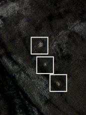 画像16: ベルベット 70's ブラック 黒 クラシカル 昭和レトロ 国産古着 ヴィンテージコート【3939】 (16)