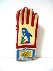 画像3: デットストック 7歳〜8歳お子さま用レトロ手袋【801】 (3)