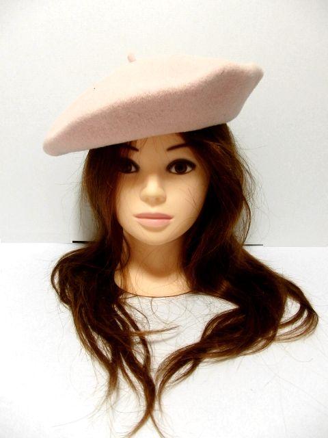 画像1: ☆ ふんわり可愛いレトロアンティークなヨーロッパベレー帽 3 ☆ (1)